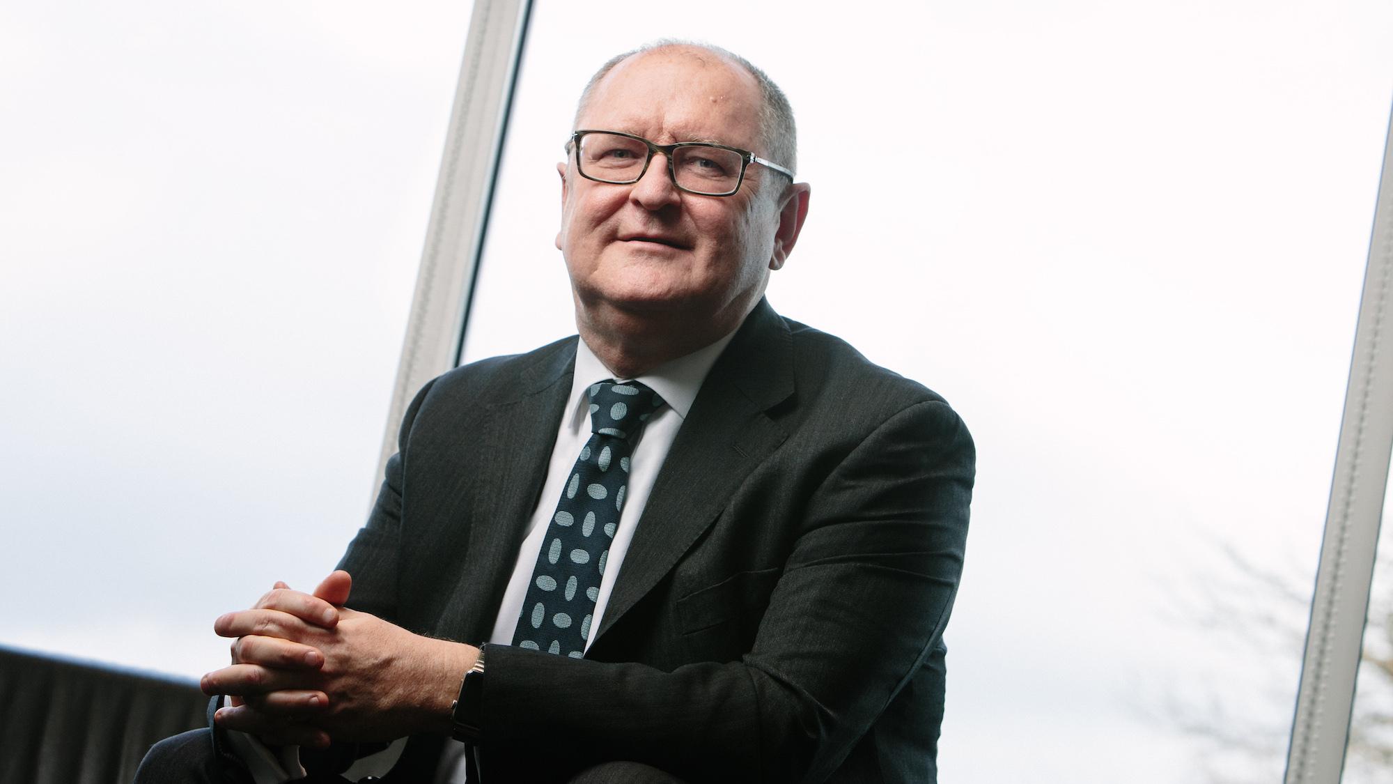 John Mc Donald OPITO chief executive officer preferred press image