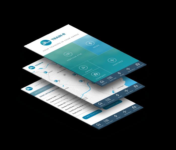 Opito App Screens 2